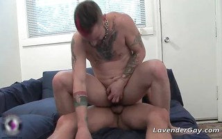 derrick hanson and cy stone fucking part0