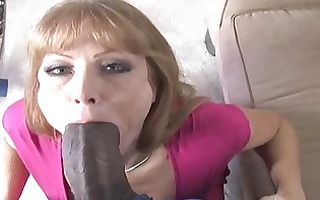 lewd mother i bitch enjoys a precious dark pecker