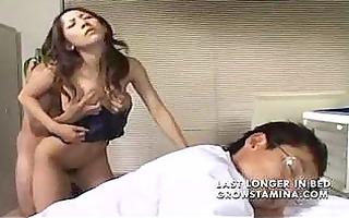 very sexy japanese secretary hardcore part1