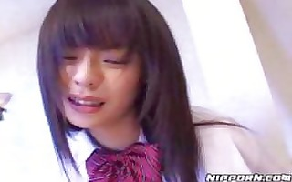 japanese angel having her body satisfied