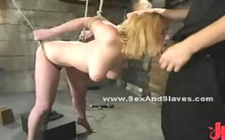 redhead wench fighting in thraldom sex and