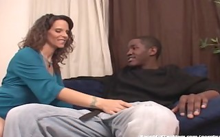 nasty wife seduces her younger stepson