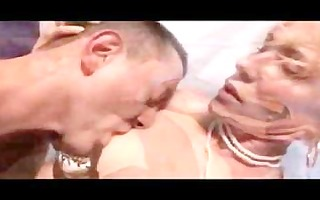 hawt milf fucking with younger lad