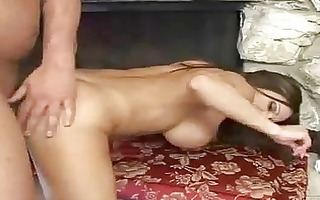 breasty d like to fuck acquires her constricted