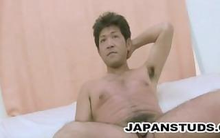 teppei kawashima - curly wazoo japanese dilf