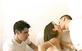 mother i unshaved bawdy cleft group-fucked in some