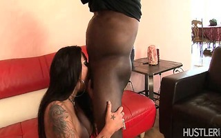 cuckold spouse watches wife fuck darksome lad