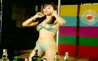 chinese exposed club dance 4