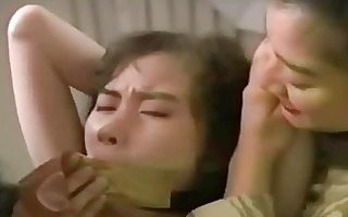 hard lesbo oriental bondage