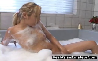 my oriental gf in bathtub 7 by caughtexgf part8