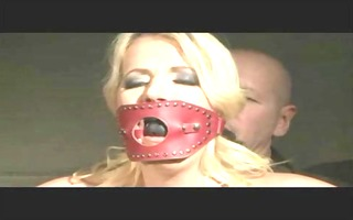 tied hotty acquires wrapped in plastic