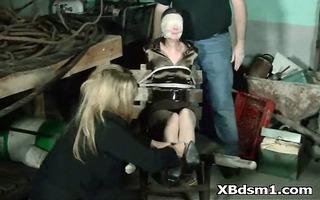 charming bondage playgirl bizarre sex