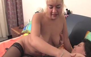 big matures love a valuable group sex