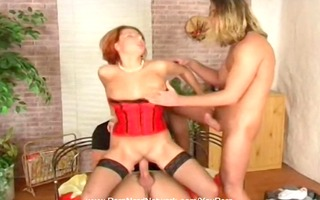 perverted d like to fuck three-some is naughty