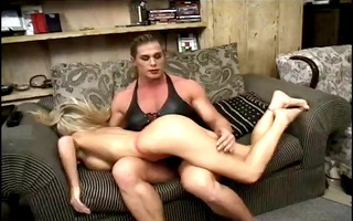 mutant nicole bass dominates babe kristy myst