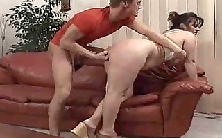chunky old older honey desires trio new meat