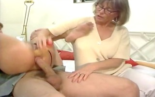 german mamma and daughter in trio groupsex act