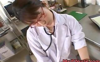 ann nanba pleasing asian nurse part0
