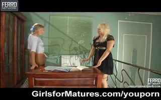 lesbo maid seduces her mother i dominatrix-bitch