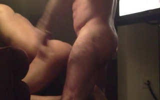 getting drilled by muscle dad part 3
