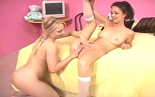 lesbos love sex - scene 11 - pink kitty