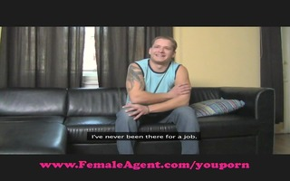 femaleagent. talented dick