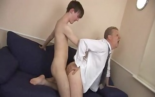twink bonks his plump homosexual sugardaddy