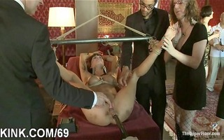 defiant gal punished and drilled