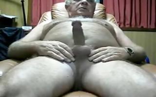 lustful shaggy grandpa