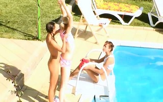 nubiles secret fucking by the pool