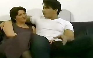 mommy and son anal