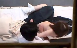 japanese woman receive a massage and a fuck ii
