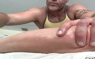 tattooed hunk acquires unfathomable rubbing part7