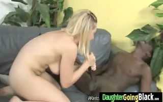 my daughter getting nailed by bbc 3