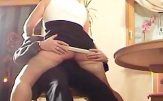 hawt housewife lascivious for penis