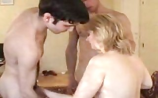 filming his swinger wife with juvenile chaps