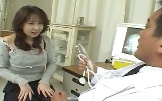 korean doctor and korean anus