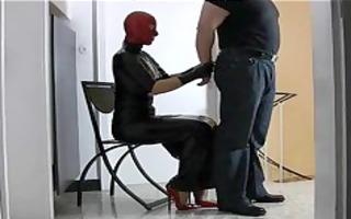 clip983 bdsm servitude serf femdom domination