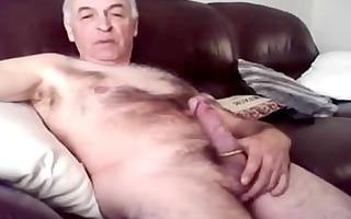 dad wanking