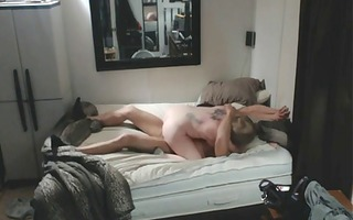 unfaithful wife cheats and fuck a younger boy