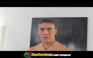 gaycastings rancher guy receives his st shlong