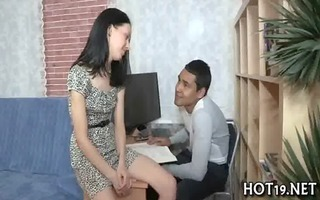 beauty gangbanged previous to her bf