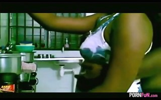 indian legal age teenager copulates her bf in the