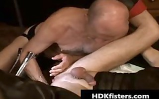 homosexual dude receives his tight rectal hole