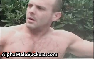 steamy homosexual hardcore fucking and engulfing