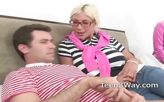 milf steals legal age teenager gals large cocked