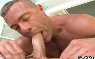 dude receives super hawt homo massage part7