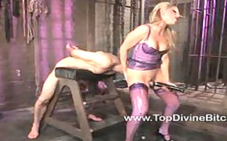 jason receives bare whilst in chastity