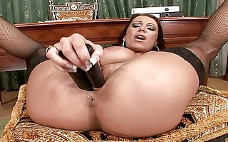 breasty mother i masturbates with toys