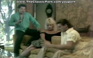 vintage porn with sex in the washroom